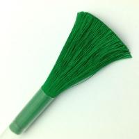 Кисть Шёлк, 9см, цвет молодая трава