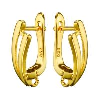 Швензы V 18.8*5.8мм; цвет золото