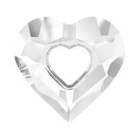 Swarovski Miss U Heart -17mm- Crystal (6262)