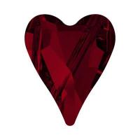 Swarovski Бусина Сердце 12мм Wild Heart (арт.5743) Siam