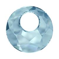 Swarovski Кольцо 18мм Aquamarine (арт.6041)
