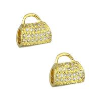 Бейл Широкий инкрустированный сумочка, цвет золото