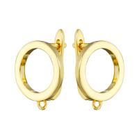 Швензы Кольцо 17.6*15.6, цвет золото