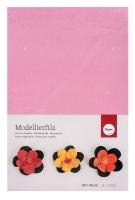 Фетр Rayher, Моделируемый, толщина 2мм; лист 30*45см; Розовый