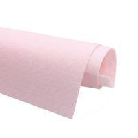 Фетр жёсткий Ю.Корея; толщина 1.2мм; лист 20*30см; Светло-Розовый