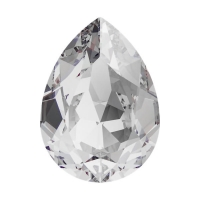 Swarovski Pear 14*10мм Crystal