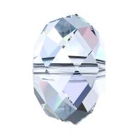 Swarovski 10 Бусин Briolette Crystal AB, 4 мм (5040)