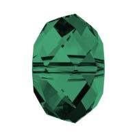 Swarovski 10 Бусин Briolette Emerald, 4 мм (5040)