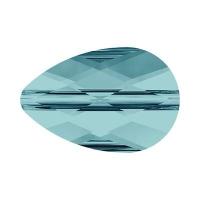 Swarovski Бусина mini Drop -12*8mm- Light Turquoise (5056)