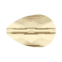 Swarovski Бусина mini Drop -10*6mm- Lighr Silk (5056)