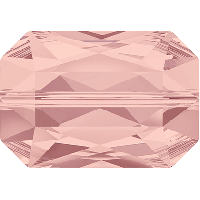 Swarovski Бусина 14*9.5мм  Blush Rose (5515)