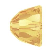 Swarovski бусина Шапочка Dome -8мм, Metallic Sunshine (5542)