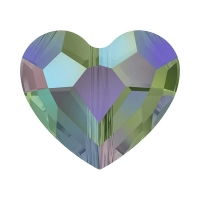 Swarovski бусина 8мм Love Beade- Paradise Shine (5741)