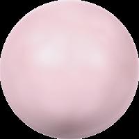 Swarovski 10 бусин Crystal PASTEL Rose  Pearl