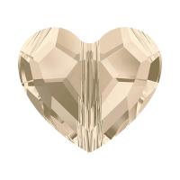 Swarovski бусина 8мм Love Beade- Light Silk (5741)