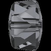 Swarovski Рондель 4мм; Crystal Silver Night, 10 штук (арт.5045)