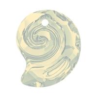 Swarovski Ракушка Sea Snail White Opal (арт.6731)