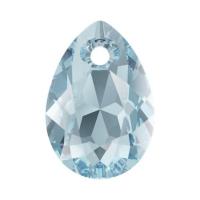 Swarovski Груша Pear Cut 11.5мм Aquamarine (6433)