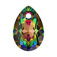 Swarovski Груша Pear Cut 11мм Vitrail Medium (6433)