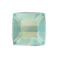 Swarovski КУБ 6мм Chrysolite Opal Shimmer (5601)