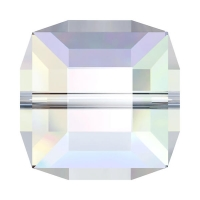 Swarovski КУБ 4мм Crystal AB