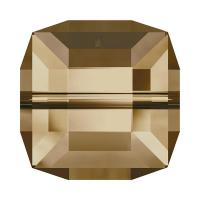 Swarovski КУБ 6мм Golden Shadow (5601)