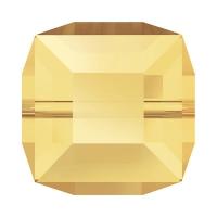 Swarovski КУБ 6мм Metallic Sunshine (5601)
