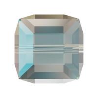 Swarovski КУБ 6мм Crystal Shimmer (5601)