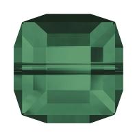 Swarovski КУБ 6мм Emerald