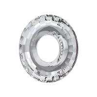 Swarovski Подвеска Disk 25mm- Crystal (6039)