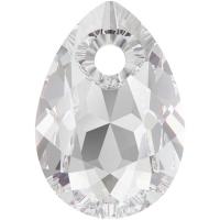 Swarovski Груша Pear Cut 11.5мм Crystal (6433)