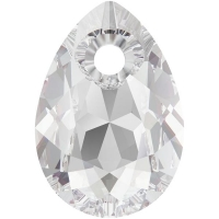 Swarovski Груша Pear Cut 9мм Crystal (6433)