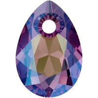 Swarovski Груша Pear Cut 9мм Amethyst Shimmer (6433)