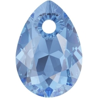 Swarovski Груша Pear Cut 9мм Sapphire (6433)