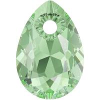 Swarovski Груша Pear Cut 9мм Peridot (6433)