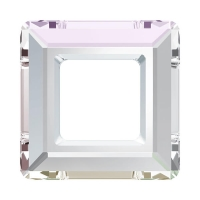 Swarovski Square Ring 14mm- Crystal AB(4439)
