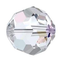 Swarovski 10 Бусин 3мм Crystal АВ (5000)