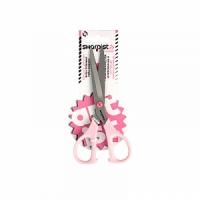Ножницы для шитья розовые, 16,5см; длинное лезвие