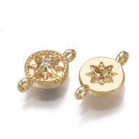 Коннектор mini Диор, цвет золото