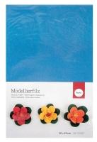 Фетр Rayher, Моделируемый, толщина 2мм; лист 30*45см; Светло-Голубой