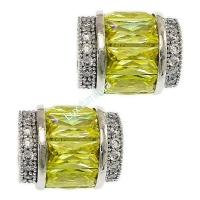Бочонок с Лимонными кристаллами, цвет платина