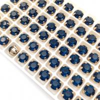 10 бусин Crystal  Iridescent Tahitian Look Pearl, Swarovski