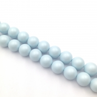 Swarovski 10 бусин Crystal PASTEL Blue Pearl