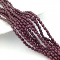 Swarovski Кристальный Жемчуг РИС, Elderberry; арт.5824, 10 бусин