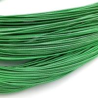 Жёсткая Канитель 1мм; 5гр.; Светло-Зелёная