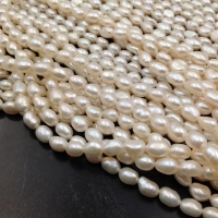 1 бусина Жемчуг AA Grade, форма шар, Белый; размер 10мм