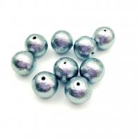 Бусина Cotton Pearl (RICH-Grey) шар