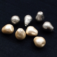 Miyuki Бусина Cotton Pearl Капля 8*11мм