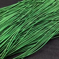 Гладкая Канитель 1мм; 5гр.; яркий Зелёный