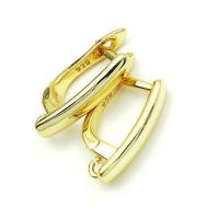 Швензы Прямоугольник mini, цвет золото